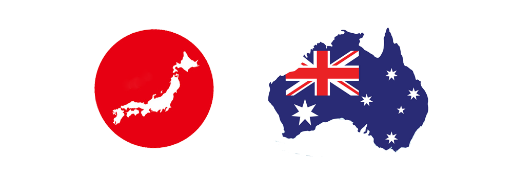 political relationship between japan and australia